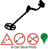 Metal detector Illustrations and Clipart. 492 Metal detector.
