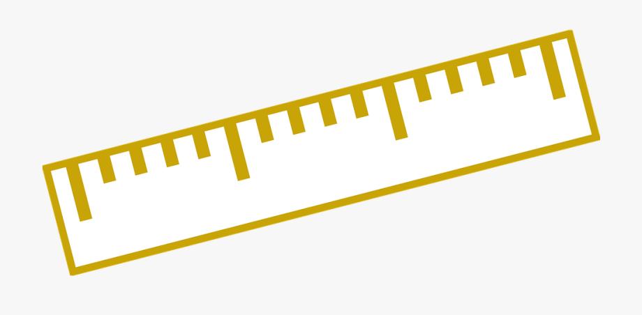 Ruler clipart metre ruler, Ruler metre ruler Transparent.