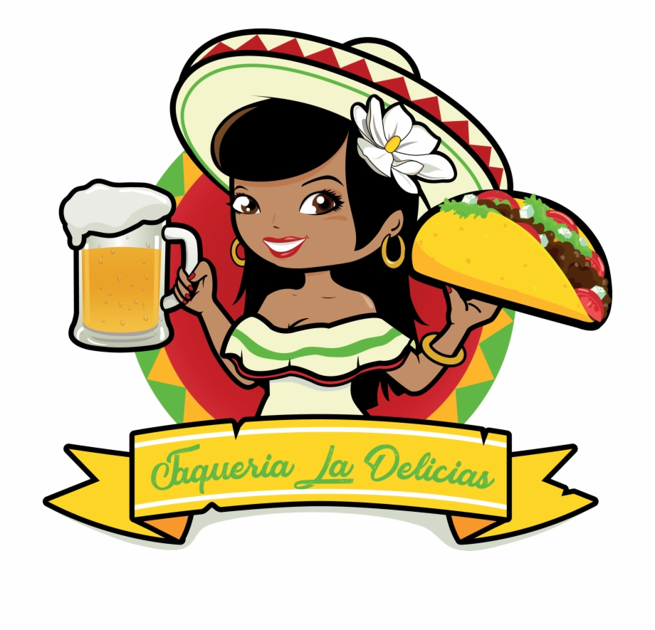 Mexican Tacos Clipart.