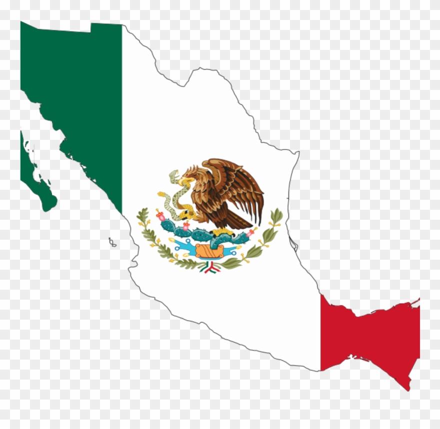 Mexican Flag Clipart Mexican Flag Clip Art Free Clipart.