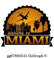 Miami Clip Art.