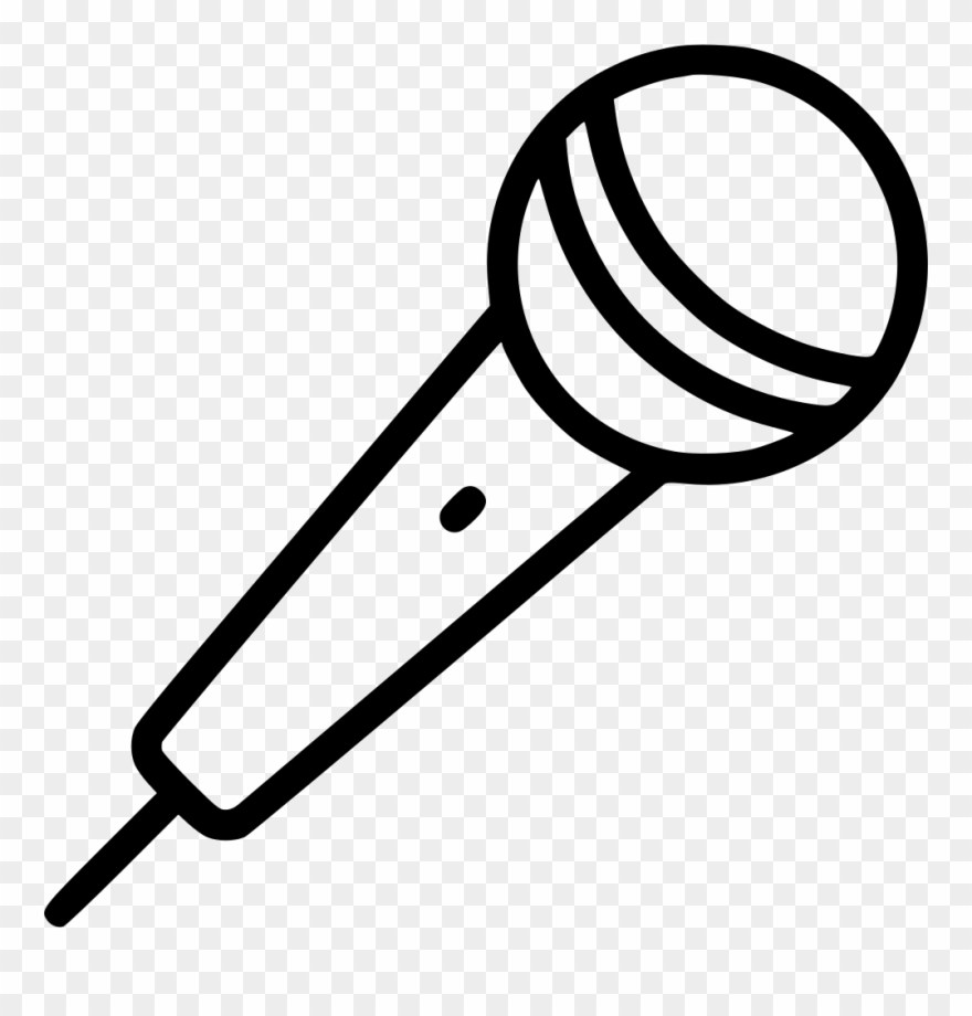 Microphone Icon Mic Png File Png Download.