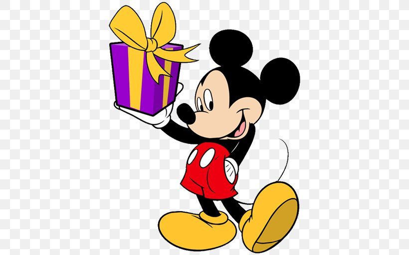 Mickey Mouse Minnie Mouse Epic Mickey Birthday Clip Art, PNG.