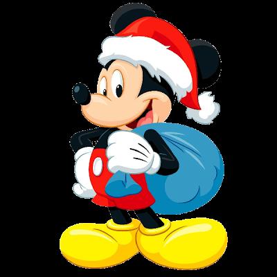Mickey Mouse Xmas.