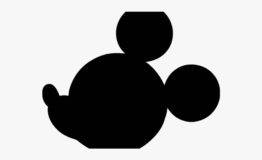 Mickey Mouse Ears Clipart.
