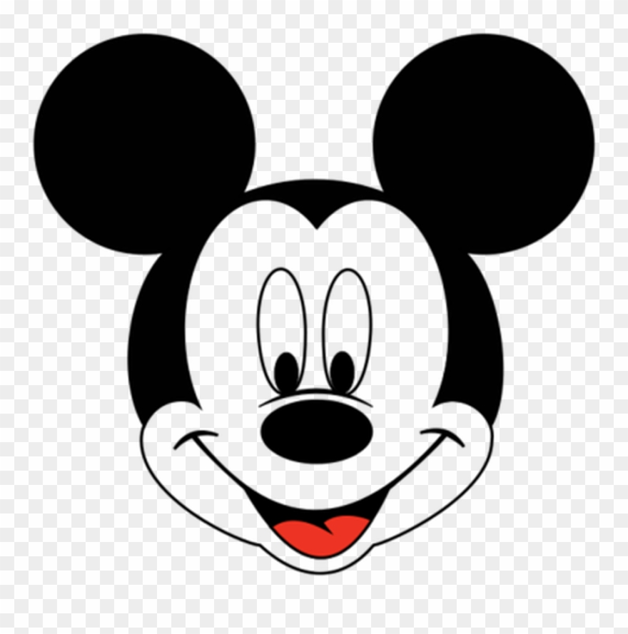 Mickey Mouse Head Clipart.