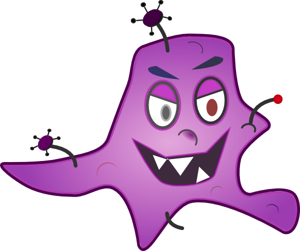 Free Microorganism Cliparts, Download Free Clip Art, Free.