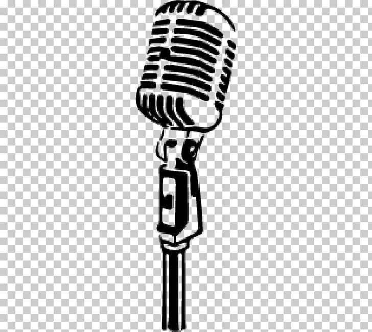 Microphone Drawing , mic, condenser microphone PNG clipart.