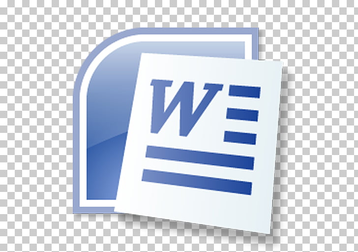 Microsoft Word Microsoft Office 2007 Document, microsoft PNG.