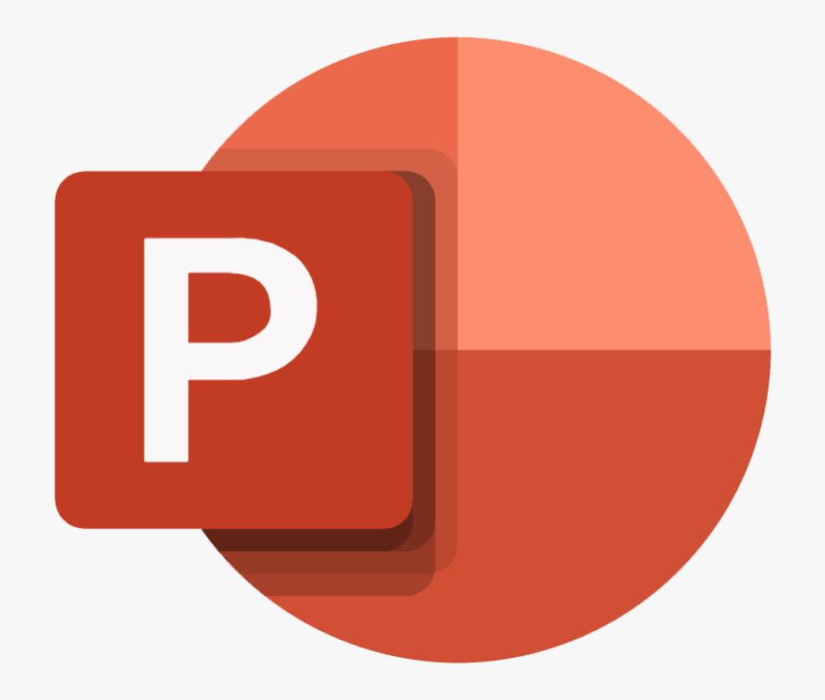 Microsoft Powerpoint Icon.