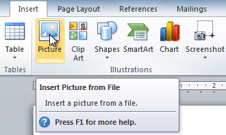 Word 2010: Inserting Clip Art and Pictures.