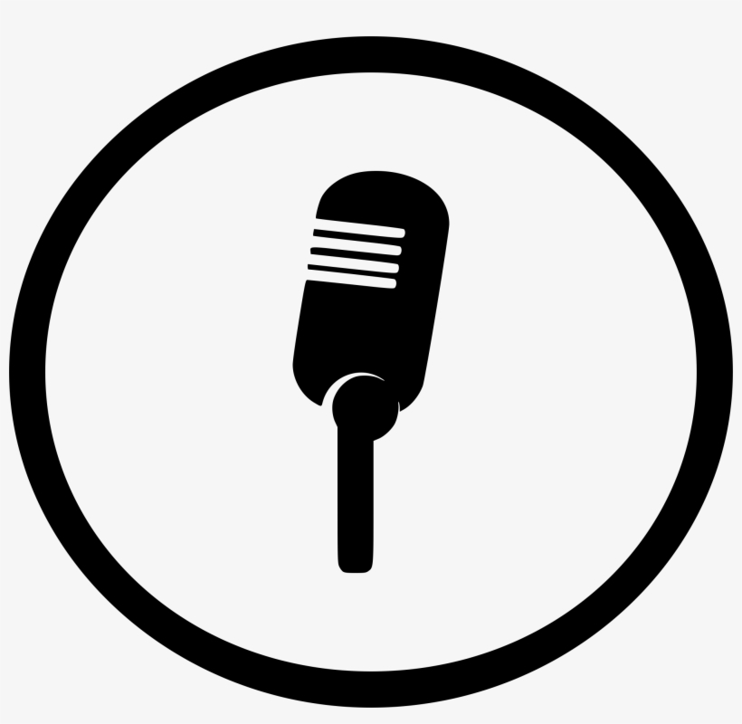 Microphone Computer Icons Sound Recording And Reproduction.