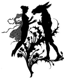 A Midsummer Nights Dream Clipart.