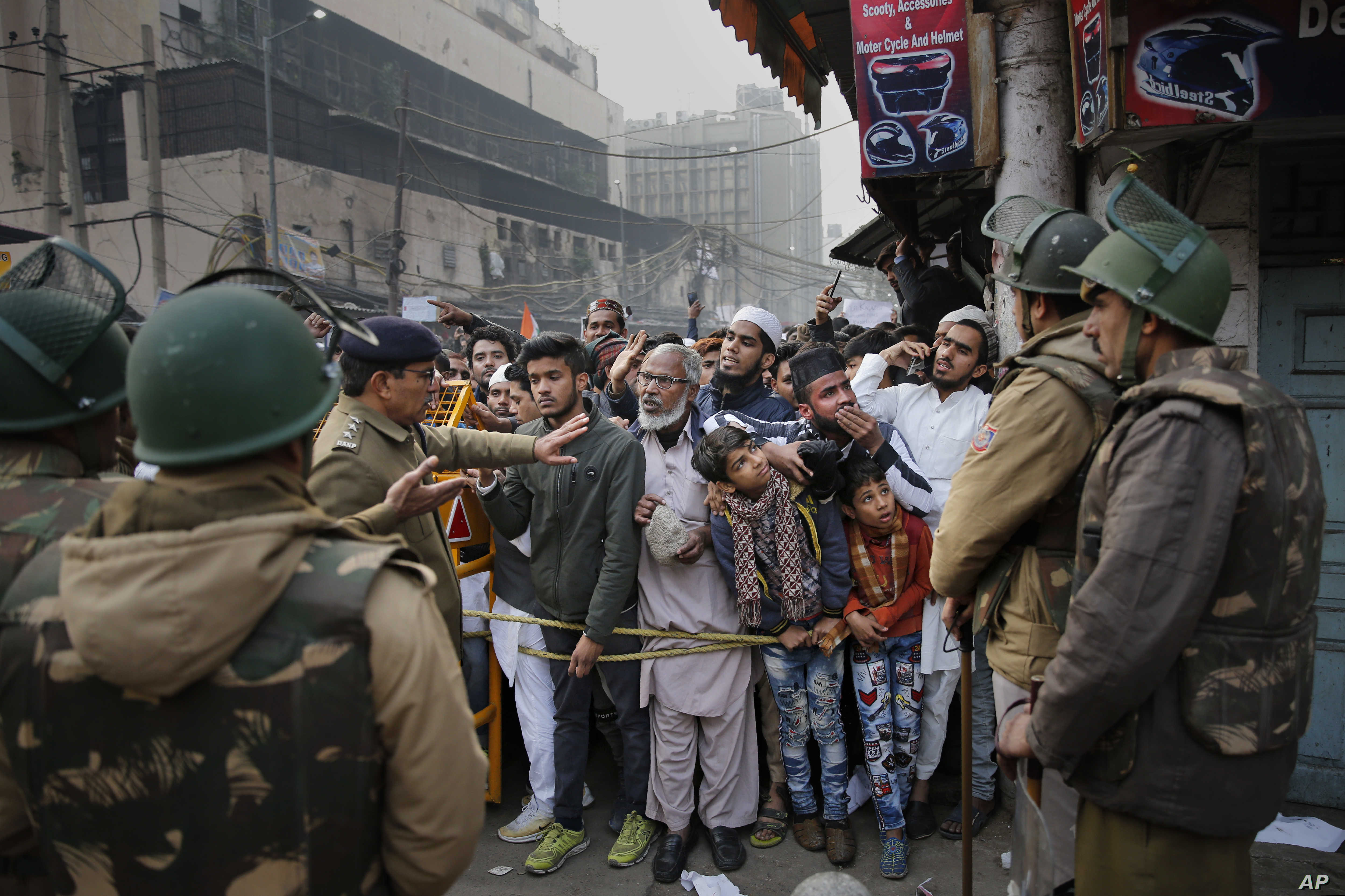 More Protests as India Grapples With Citizenship Law Fallout.