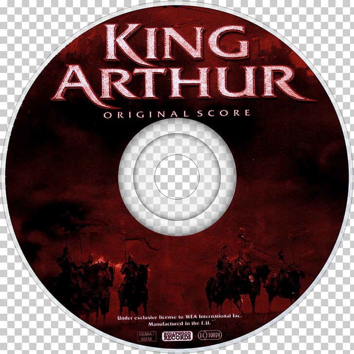 King Arthur: Original Score Film poster Soundtrack, KING.