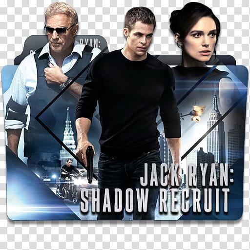 Movie Collection Folder Icon Part , Jack Ryan Shadow Recruit.
