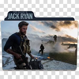 Tom Clancy Jack Ryan Folder Icon , Tom Clancy\'s Jack Ryan.