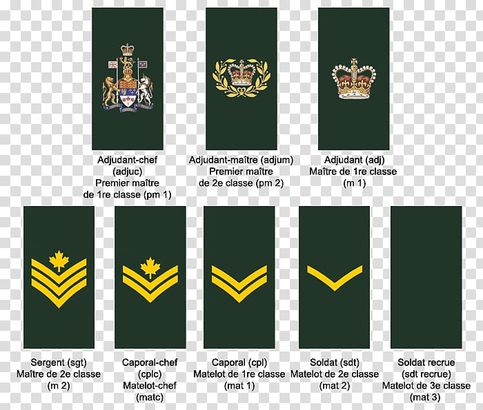 Military rank Royal Canadian Air Force Canadian Armed Forces.
