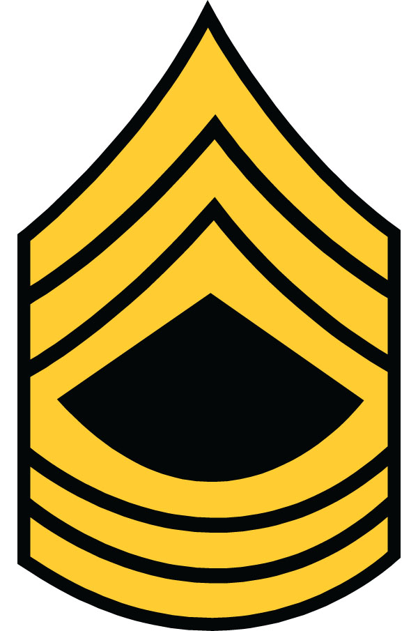 Military rank clipart.