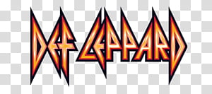 Def Leppard, Def Leppard, Slang transparent background PNG.