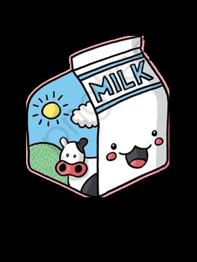 Download Free png Cute Milk Bottle, Cute Clipart, Milk.