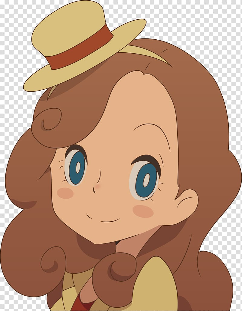 Layton\\\'s Mystery Journey: Katrielle and the Millionaires.