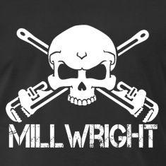 millwright t shirts.