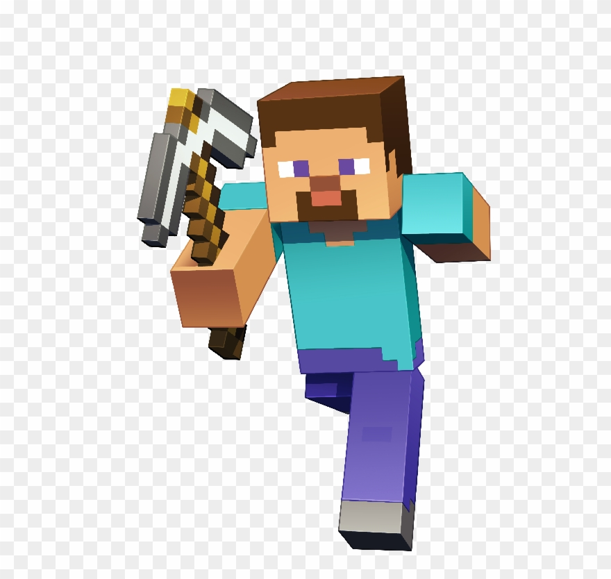 Minecraft Character Art.