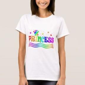 Clipart Minecraft Girl With Rainbow Hair Light Blue And Shirt Hair.