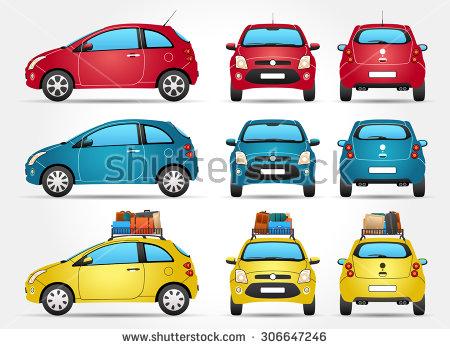 Mini Car Stock Images, Royalty.