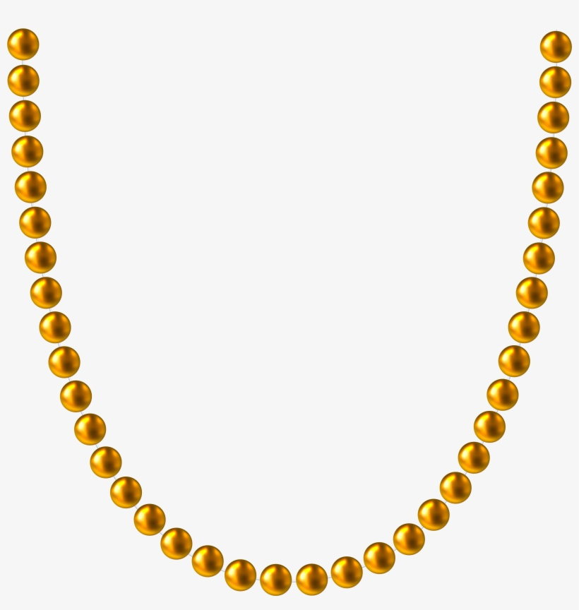 Gold Beads Png Clip Art Image Gallery.