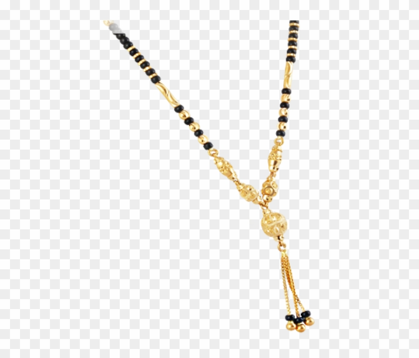 Ranka Jewellers Mini Mangalsutra, HD Png Download (#5845680.