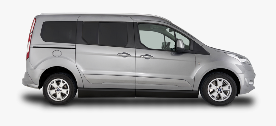 Transparent Mini Van Png.