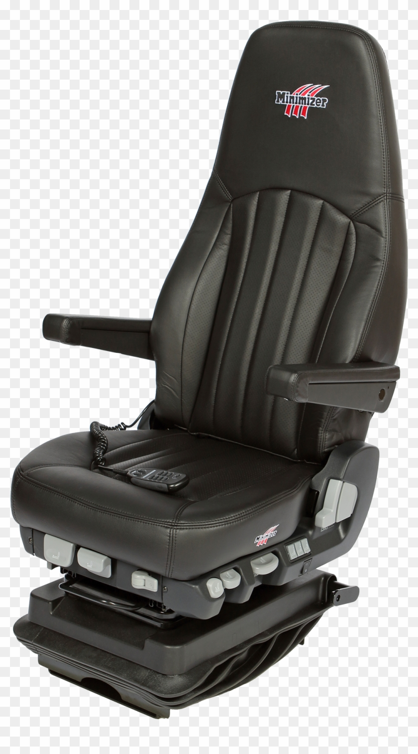 Minimizer Heavy Duty Semi Truck Seats.