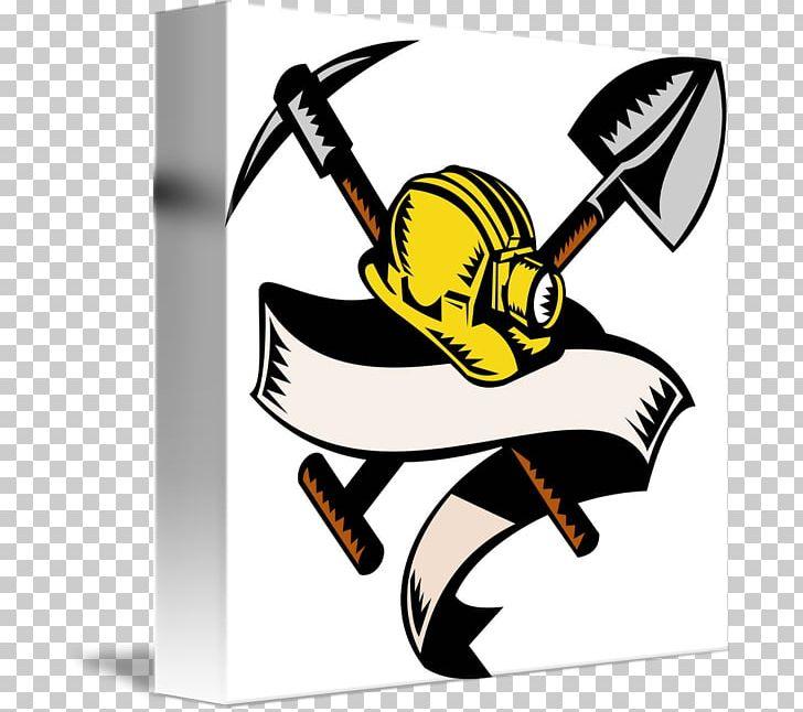 Pickaxe Spade Coal Mining Shovel PNG, Clipart, Artwork, Axe.
