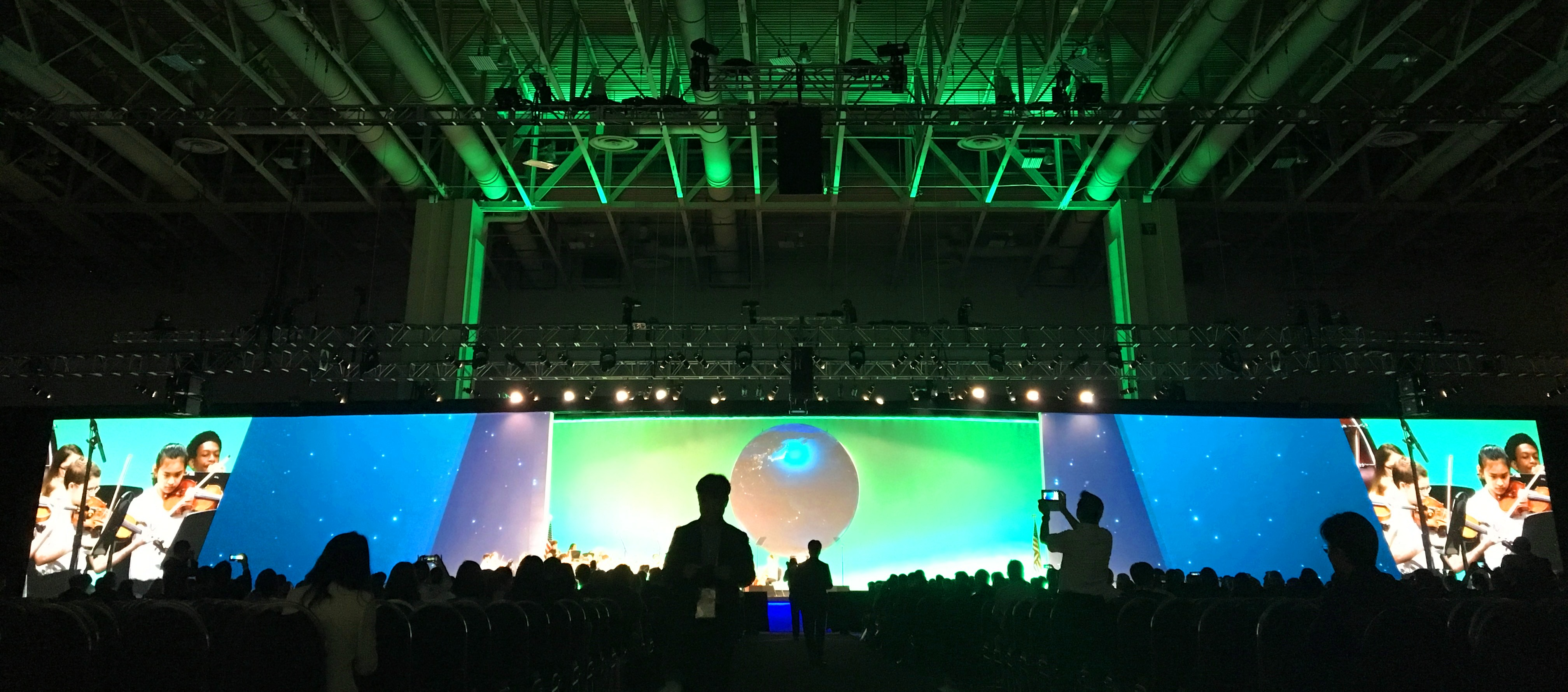 World Gas Conference 2018.