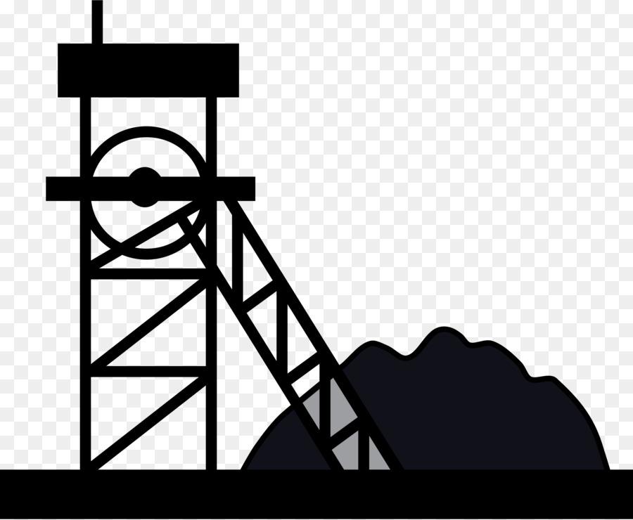 Coal mining Clip art.