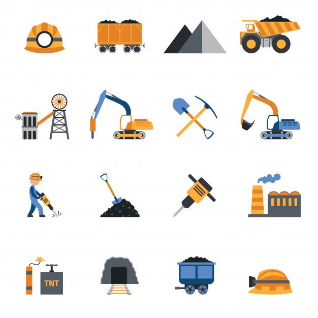 Mining Vectors, Photos and PSD files.