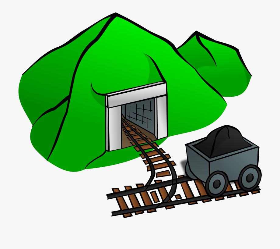 Coal Mining Can Stock Photo Mine Railway.