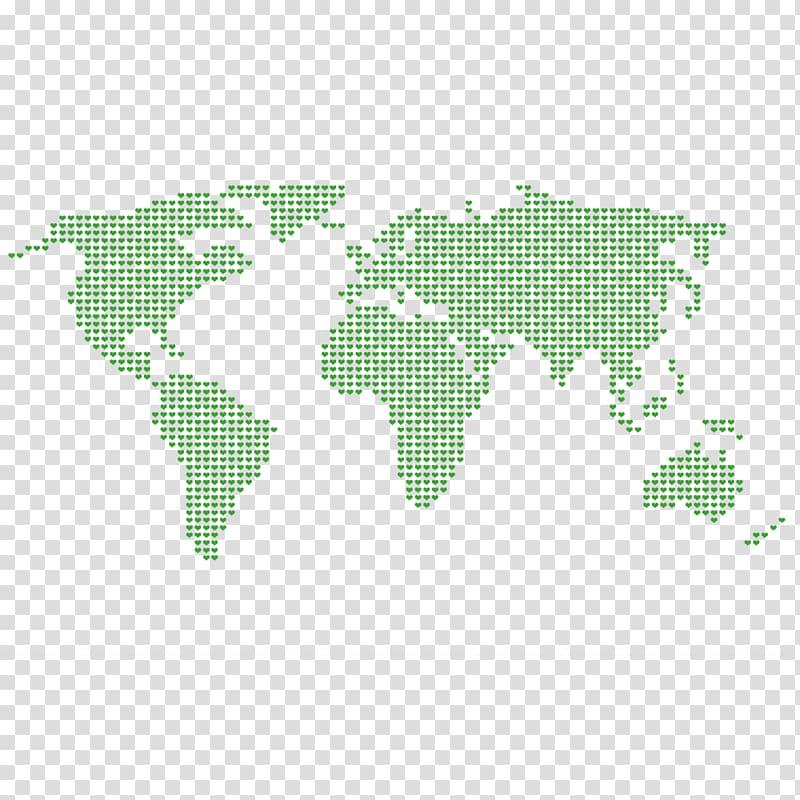 Paper Gold mining Gold mining Company, world map transparent.
