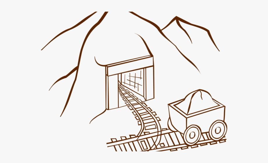 Cart Clipart Coal Mining.