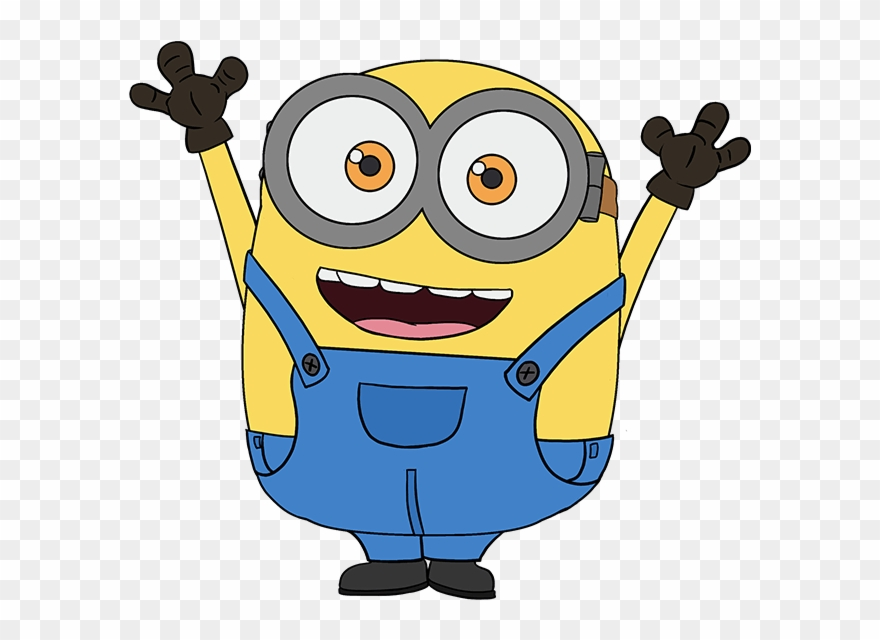 Drawing Clipart Minion.