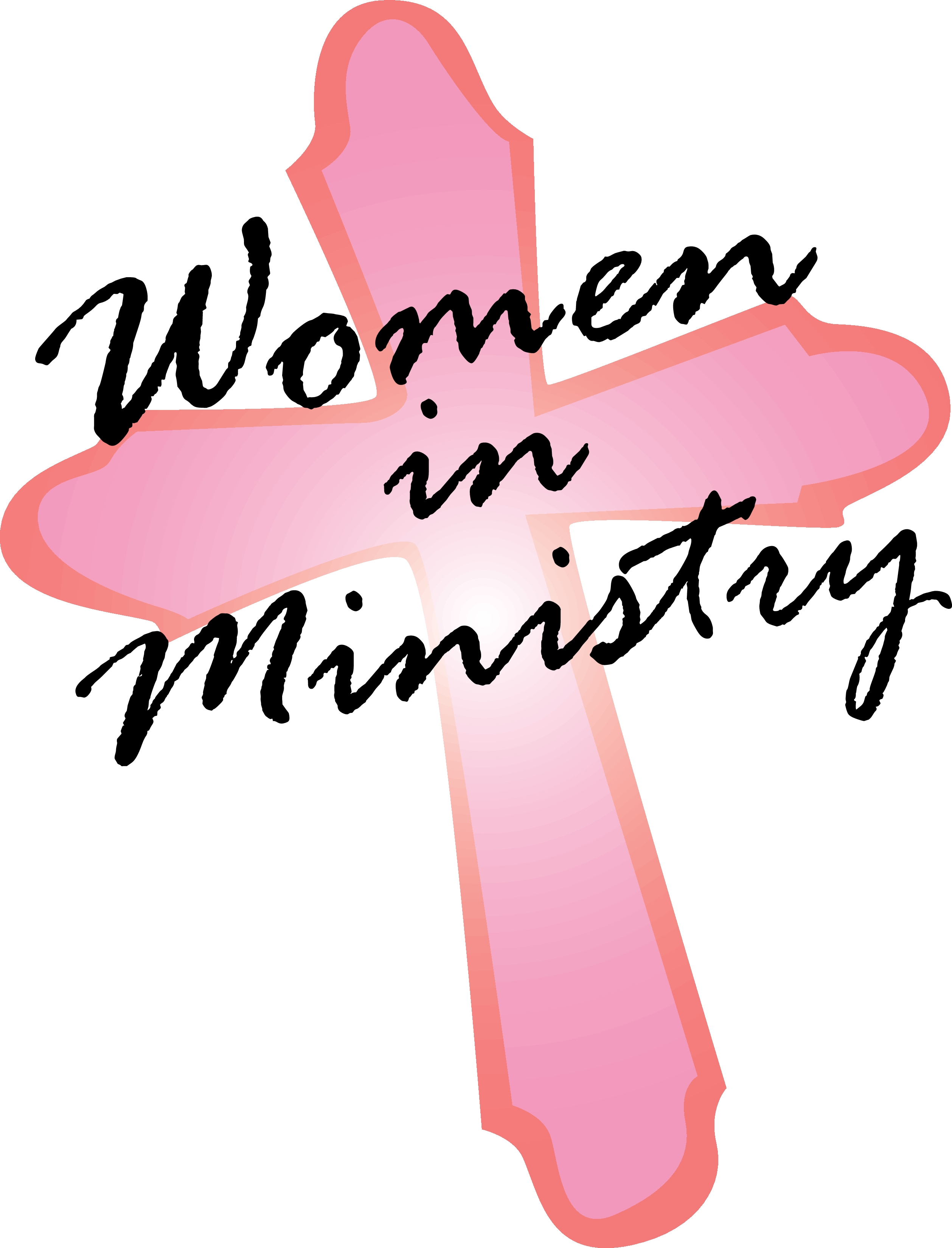 Clipart Minister Woman.