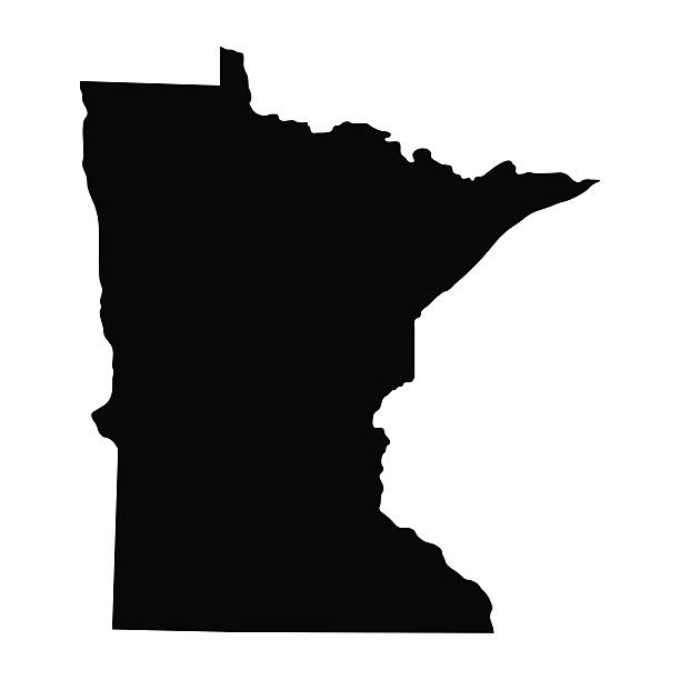 Minnesota State Clipart.