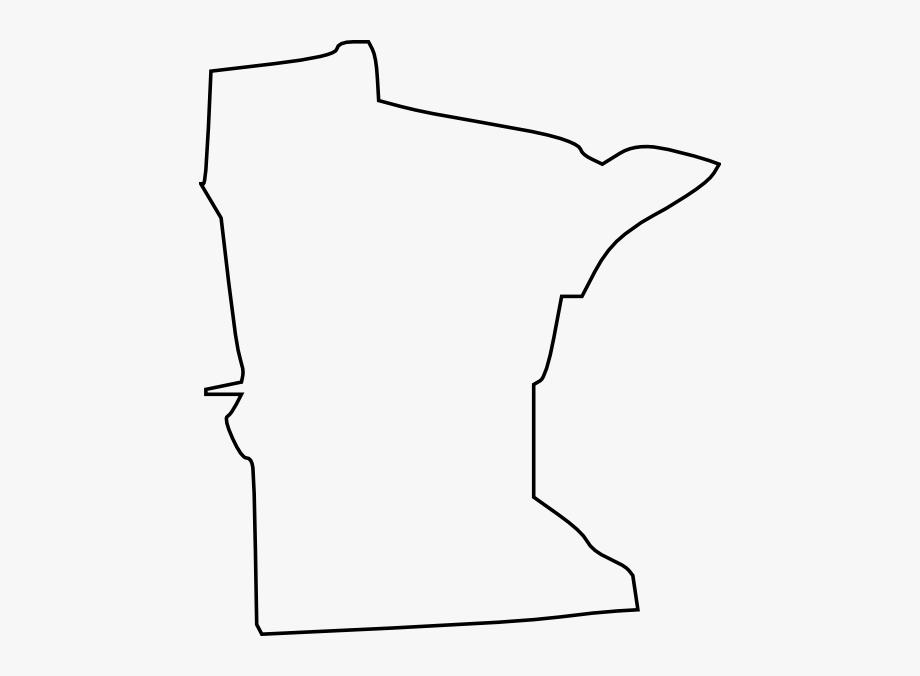 Minnesota State Clear Clip Art.