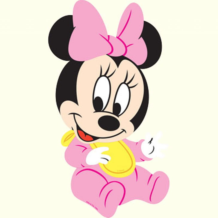 Minnie Mouse Mickey Mouse Donald Duck , Minnie Mouse Pics, baby.