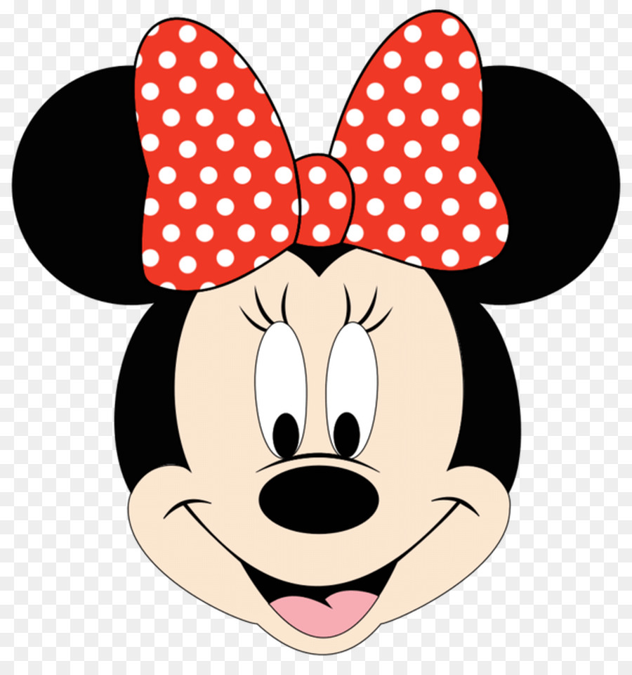 Baby Minnie Mouse Clipart.