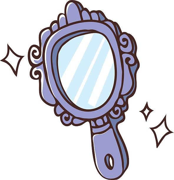 Best Hand Mirror Illustrations, Royalty.