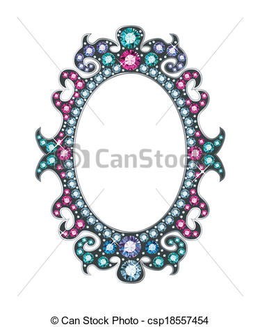 Mirror frame Vector Clipart Royalty Free. 2,647 Mirror frame clip.
