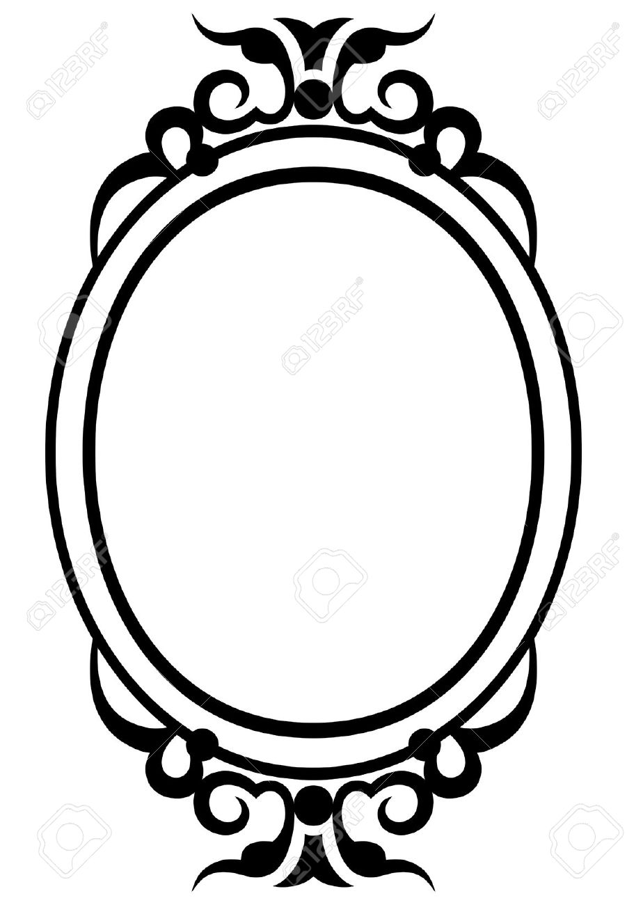 Clipart Mirror Frame 20 Free Cliparts Download Images On